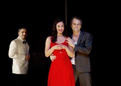 Der Sandmann - Theater Basel 2012
