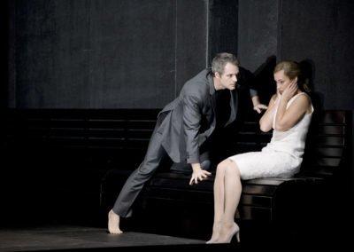 Theater Basel - Der Sandmann - Uraufführung am 20.10.2012 - Nathanael: Ryan McKinny - Clara: Agneta Eichenholz