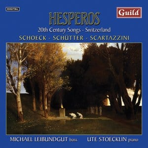 Hesperos 20th Century Songs Switzerland