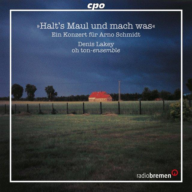 """""""Halt's Maul und mach was"""""""